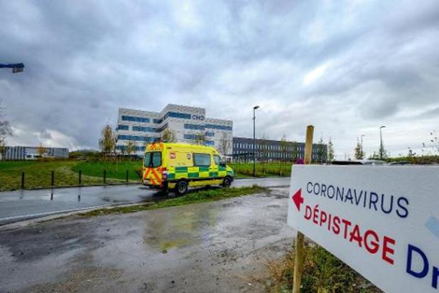 Ziekenwagen van Brusselse brandweer bekogeld in Ganshoren