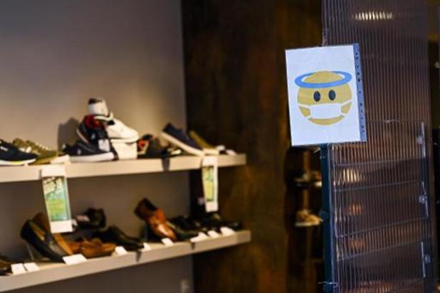 Coronavirus - Mondmaskers verplicht in onder meer winkels, bioscopen en musea
