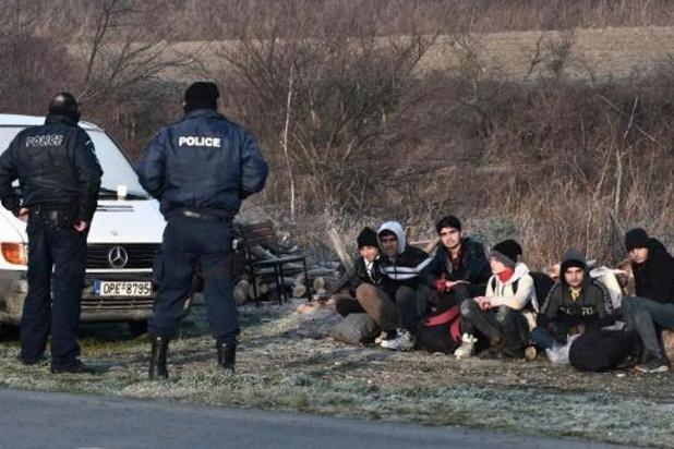 """""""Griekenland heeft sinds gisteren al bijna 10.000 migranten tegengehouden"""""""