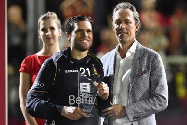 Vincent Vanasch, doelman van Red Lions, kiest voor Duits avontuur