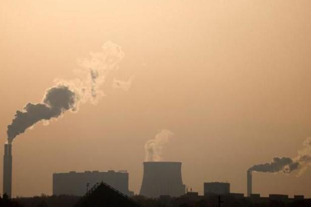 Uitstoot broeikasgassen in EU sinds 1990 al met 24% gedaald