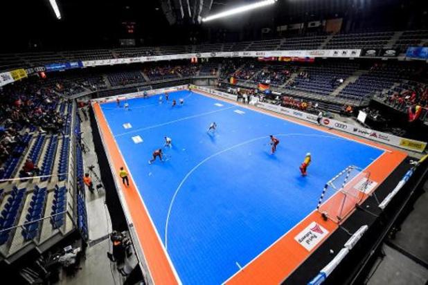 Hockey Indoor Finals - Toutes les équipes du Final 4 aux Dôme de Charleroi sont connues