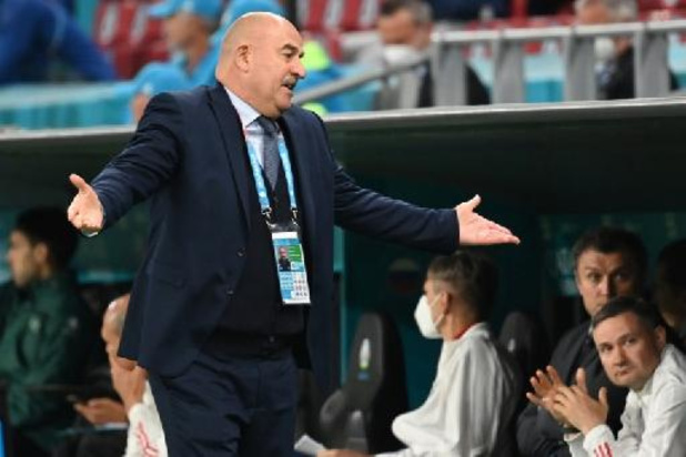 Rusland neemt na tegenvallend EK afscheid van bondscoach Cherchesov