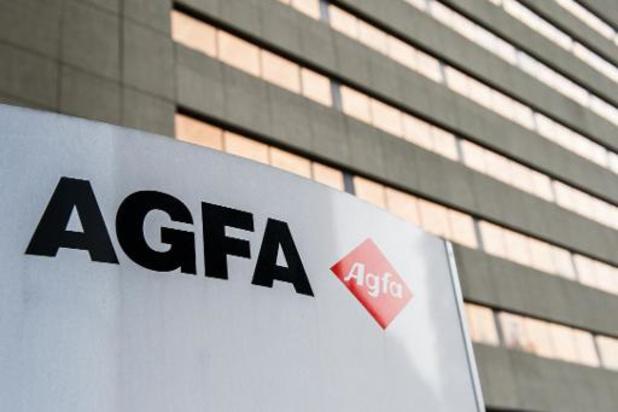 Agfa begint aan aflevering 2020 van het transformatieproces