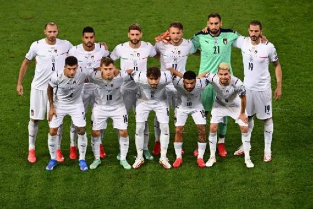 Qualifications Mondial 2022 - Record d'invincibilité pour l'Italie après un nul en Suisse 0-0
