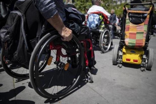 Slechts vijf federale organisaties hebben voldoende werknemers met een handicap
