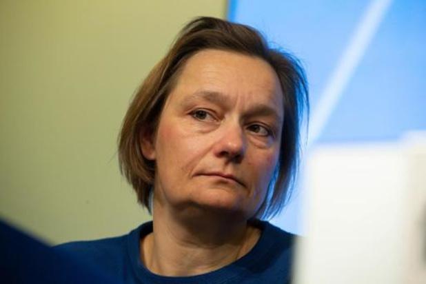 Erika Vlieghe wordt voorzitster expertengroep voor exit-strategie