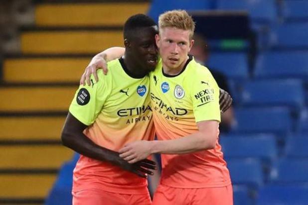 """De Bruyne optimistisch na titel voor Liverpool: """"Kan nog ongelooflijk seizoen worden"""""""