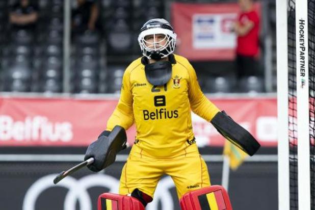 Le gardien des Red Lions Vincent Vanasch va quitter le Watducks pour Rot-Weiss Cologne