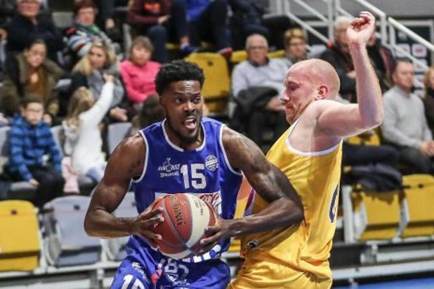 Euromillions Basket League - Toujours pas de victoire pour Liège qui s'incline face à Malines