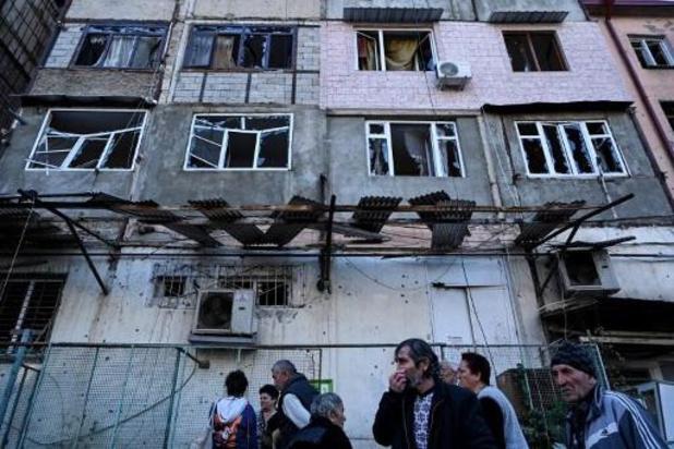 """Conflict Nagorno-Karabach: """"Zware gevechten bij start Azerbeidzjaans offensief"""" (Armenië)"""