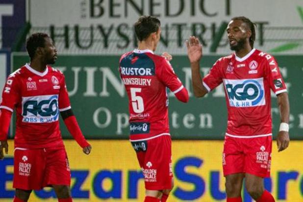 Jupiler Pro League - Kortrijk wint met 3-1 van Oostende