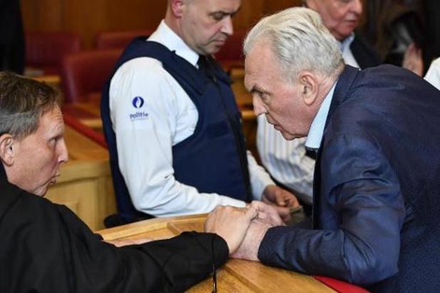 André Gyselbrecht demande d'être libéré sous surveillance électronique