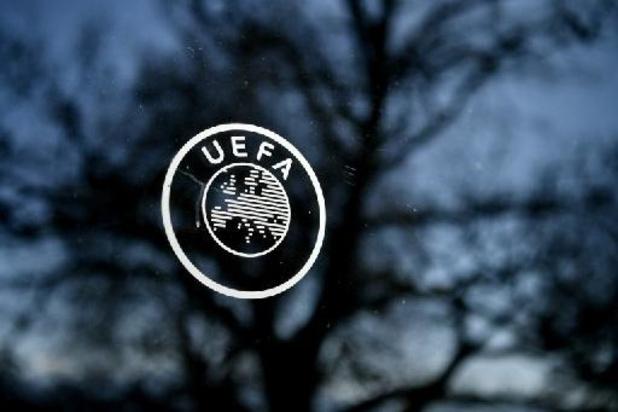 Toutes les associations membres de l'UEFA condamnent le projet