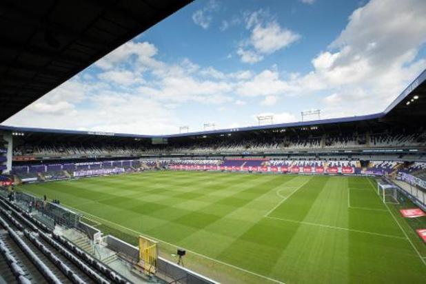 Vanaf begin maart 25.000 vaccinaties per maand in stadion Anderlecht
