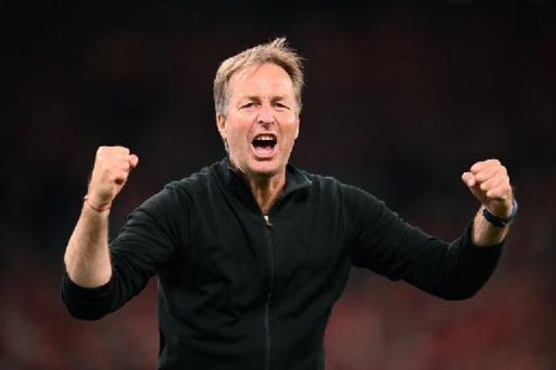 """Euro 2020 - Kasper Hjulmand remercie le peuple danois: """"Les Danois nous ont donné des ailes"""""""