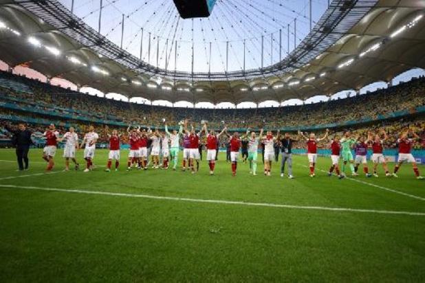 Euro 2020 - La jauge à Bucarest relevée à 50% pour France-Suisse