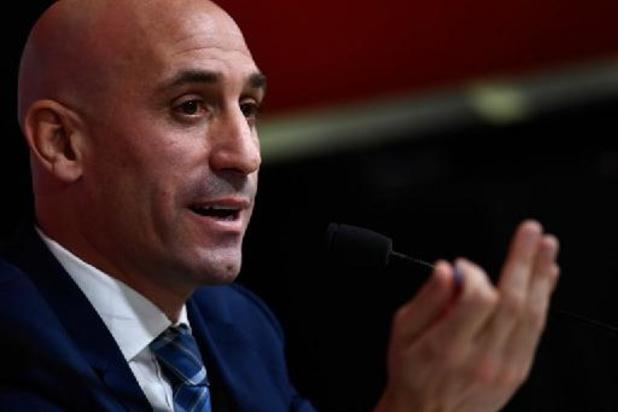 La fédération espagnole de football s'oppose fermement à l'accord entre La Liga et CVC