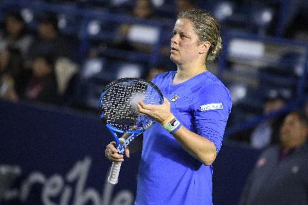 """WTA Chicago - Clijsters battue par Hsieh au premier tour : """"J'ai été trop irrégulière"""""""