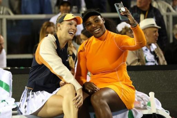 Le match exhibition à Copenhague le 18 mai pour les adieux de Wozniacki reporté