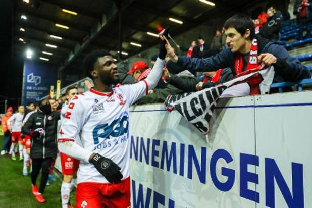 Jupiler Pro League - Sfeergroep KV Kortrijk kant zich tegen fusie en vraagt inspraak en transparantie