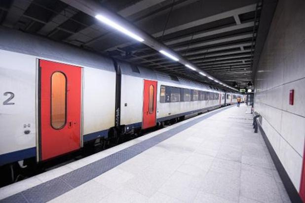 """SNCB : """"l'offre correspond à au nombre de voyageurs"""""""