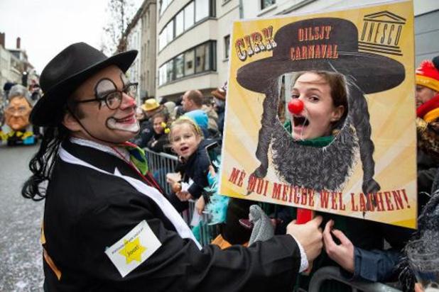 Aalst Carnaval - Uiteenlopende politieke reacties