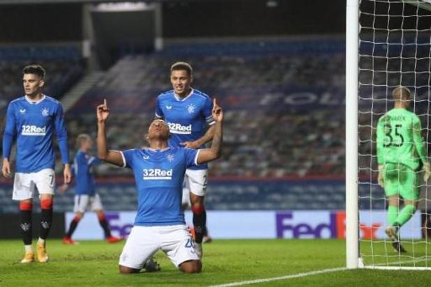 Les Glasgow Rangers champions d'Écosse pour la 55e fois, la première depuis 2011