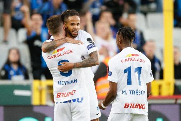 Genk en C1, Anderlecht et Gand en Conference League connaîtront leur adversaire lundi