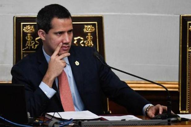 Vers une nouvelle année dans l'opposition pour Juan Guaido ?