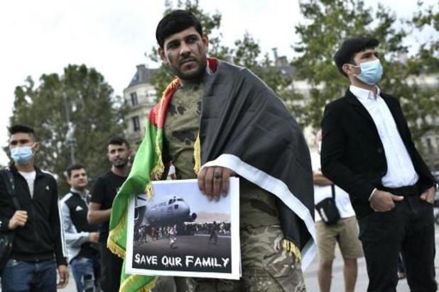Frankrijk ziet taliban-banden bij gevluchte Afghanen