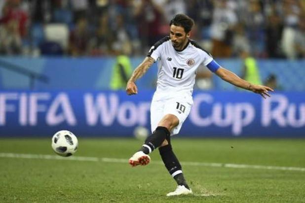 L'ex-Gantois Bryan Ruiz retourne dans son club d'enfance au Costa Rica