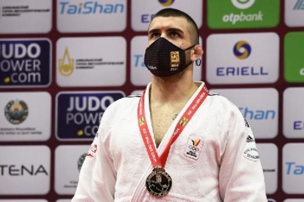 EK judo - Toma Nikiforov pakt Europees goud in Lissabon