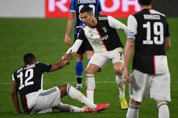 Serie A - La Juventus perd Alex Sandro et Khedira sur blessure