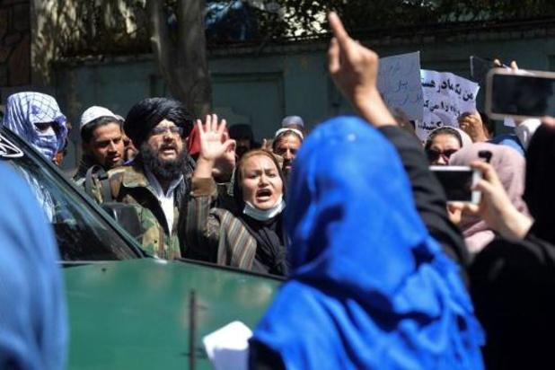 Honderden Afghanen protesteren tegen Pakistaanse inmenging in Afghanistan