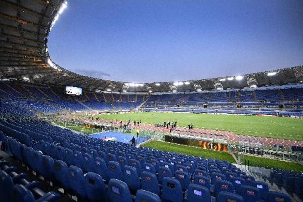 Euro 2020: feu vert gouvernemental pour le public à Rome