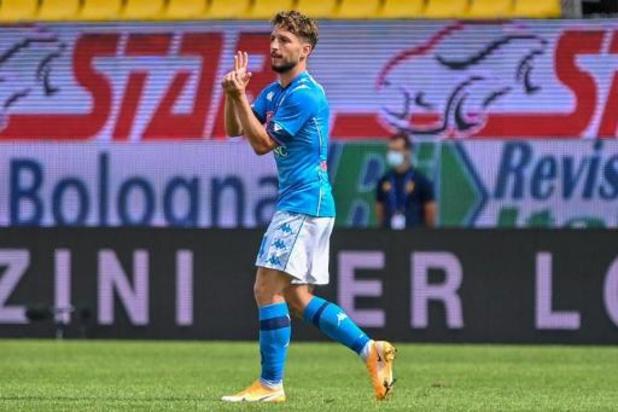 Naples s'impose à Benevento, Reims tient sa première victoire