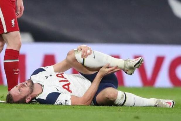 José Mourinho craint une absence de plusieurs semaines pour son buteur Harry Kane