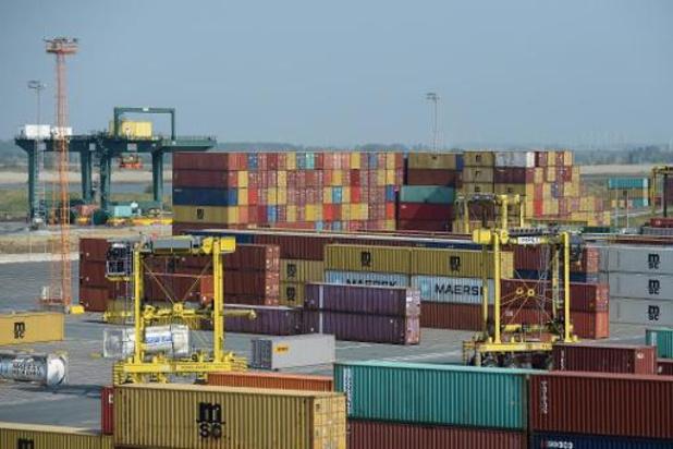 Meer dan twee ton cocaïne onderschept in Antwerpse haven