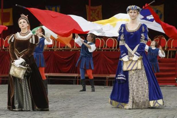 Brusselse Ommegang op Unesco-Werelderfgoedlijst
