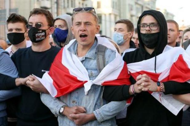 Tensions au Bélarus - Plus de 100 arrestations pendant les manifestations d'opposants