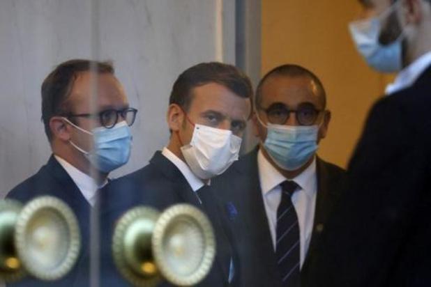 Projet d'attaque contre Macron en 2018: trois nouvelles mises en examen