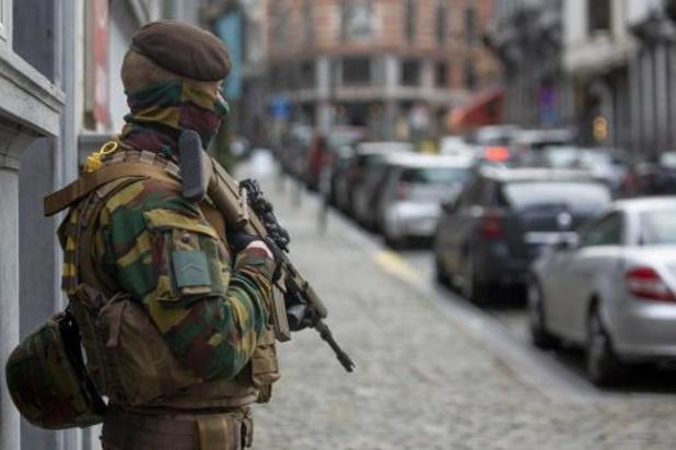 De eerste vijf jaren van operatie 'Vigilant Guardian' kostten meer dan 200 miljoen euro