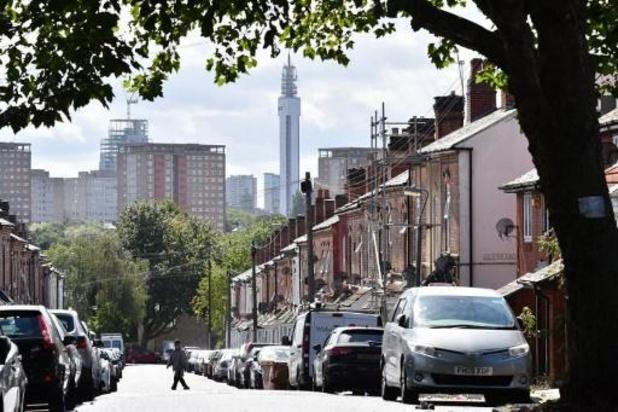 Verschillende mensen neergestoken in Birmingham