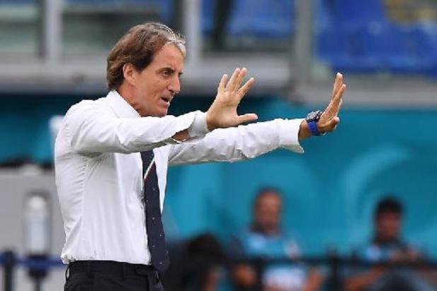 Ongeslagen Italië met vertrouwen voor duel tegen Oostenrijk