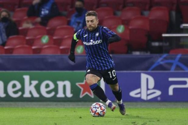 La Liga - Gomez quitte l'Atalanta pour Séville jusqu'en 2024