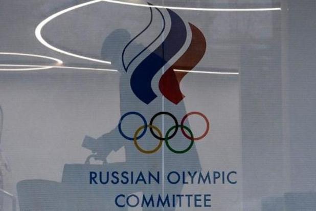 La Russie, suspendue deux ans, privée de JO à Tokyo cet été et ceux d'hiver à Pékin 2022