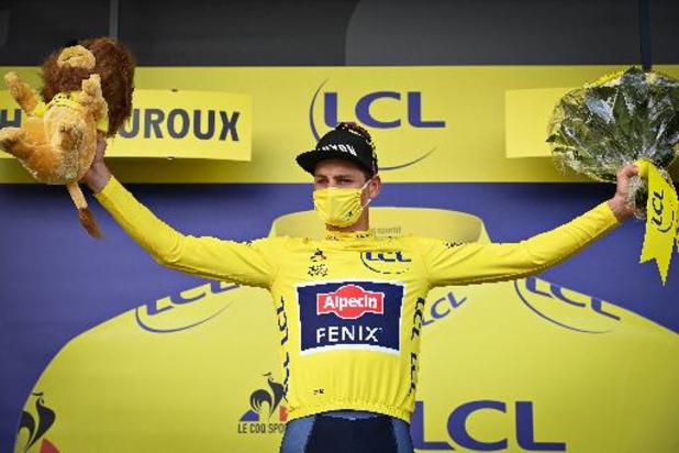 Van der Poel denkt niet dat hij Tour ooit zal winnen