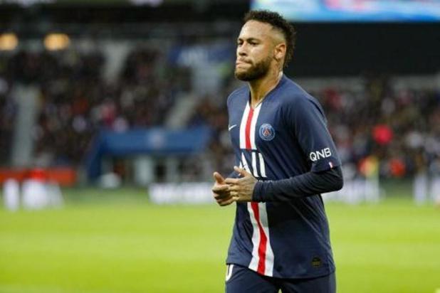 PSG komt zonder Neymar, Kehrer, Draxler en Gueye naar Brugge