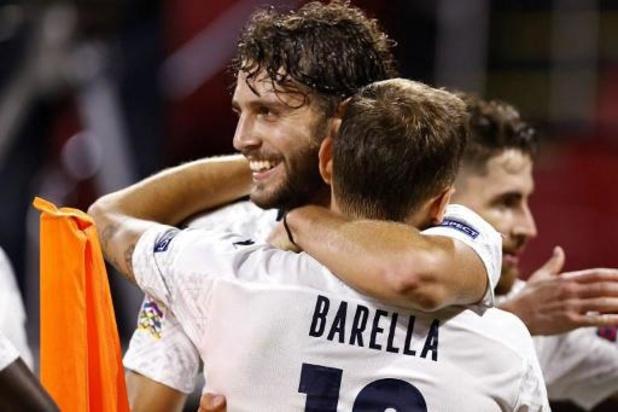 UEFA Nations League - Italië wint Bij Nederland, dat wacht op nieuwe bondscoach